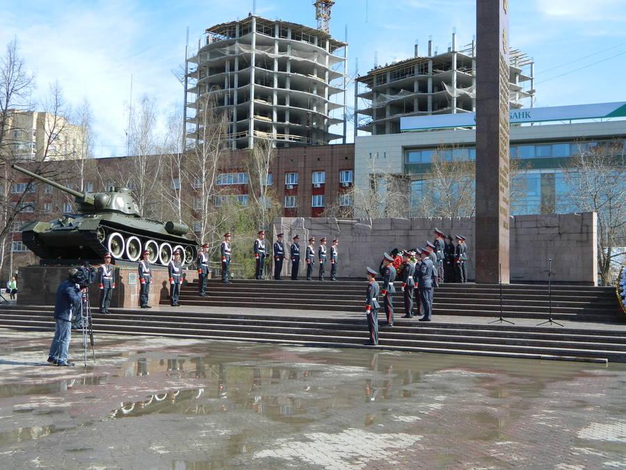 Пермь наводнили кадеты со всей России