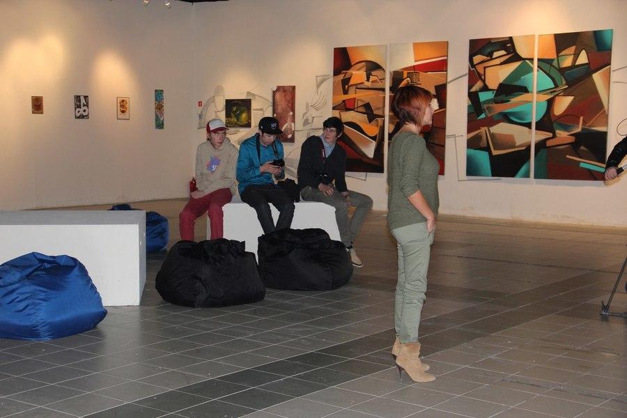 В Пермском музее современного искусства прошло открытие Canvas - фото 1