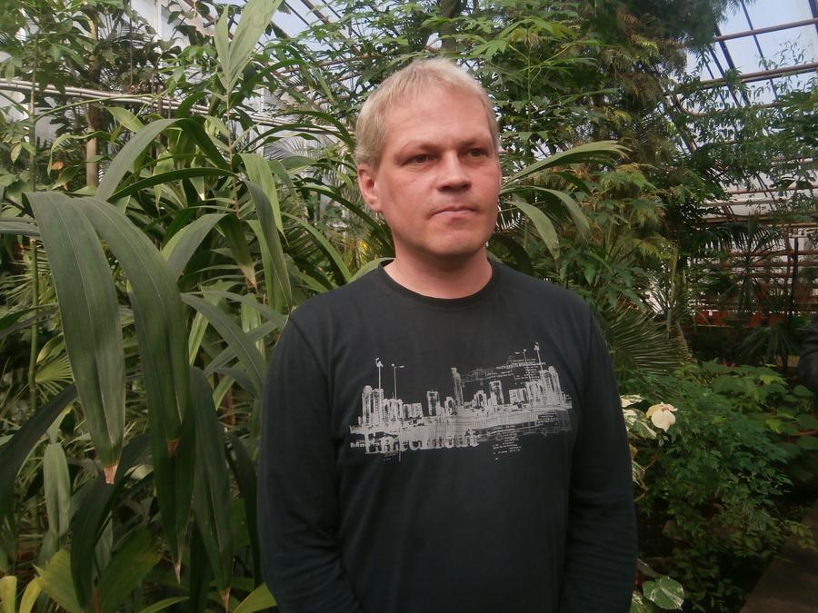 В Ботаническом саду Пермского университета расцвел «Цветок всех цветков»