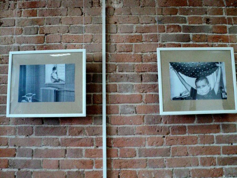 В Перми открылась выставка детского взгляда на жизнь и суровой реальности