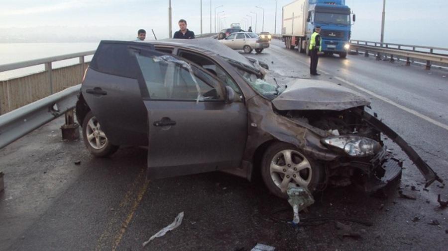 На трассе Пермь — Березники в лобовом столкновении погиб один водитель и травмирован другой - фото 1