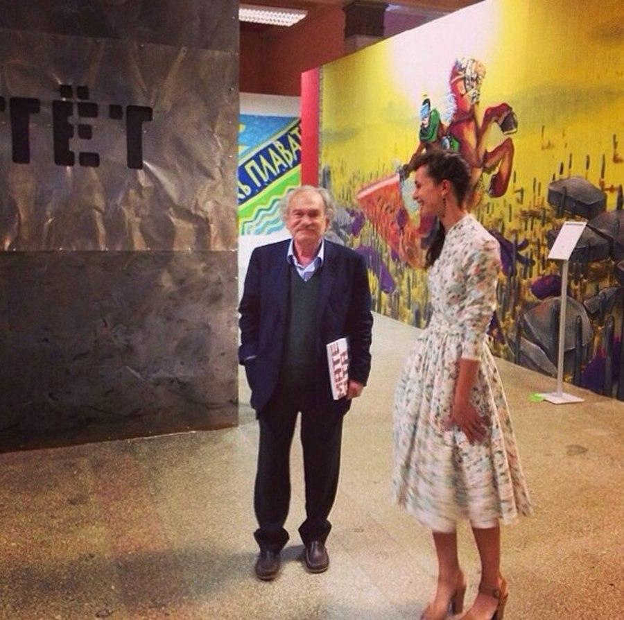 PERMM встречает итальянского художника