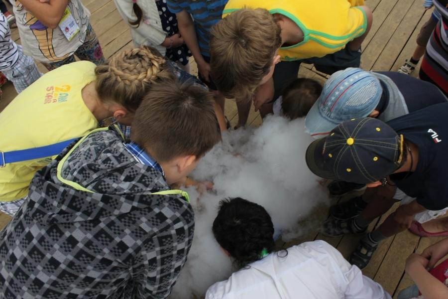 Дети вызвали джина в центре Перми - фото 6