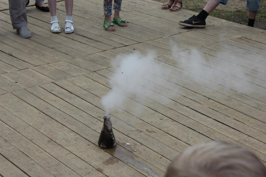 Дети вызвали джина в центре Перми - фото 8