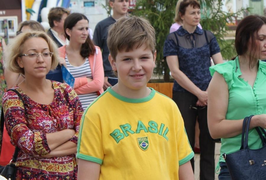 Дети вызвали джина в центре Перми - фото 9