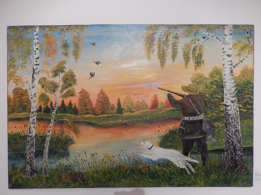 В Перми открылась выставка художника Григорьева