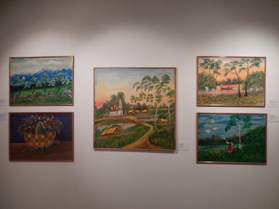 В Перми открылась выставка художника Григорьева - фото 2