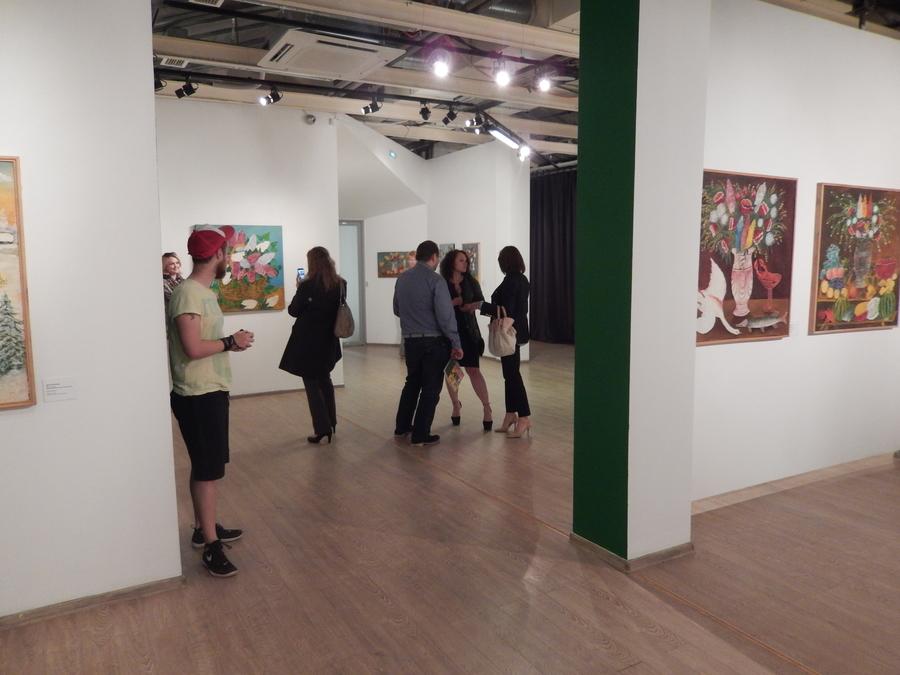 В Перми открылась выставка художника Григорьева - фото 3