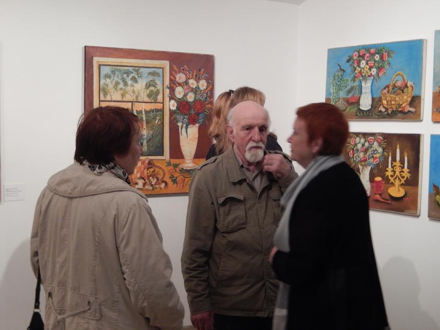 В Перми открылась выставка художника Григорьева - фото 6