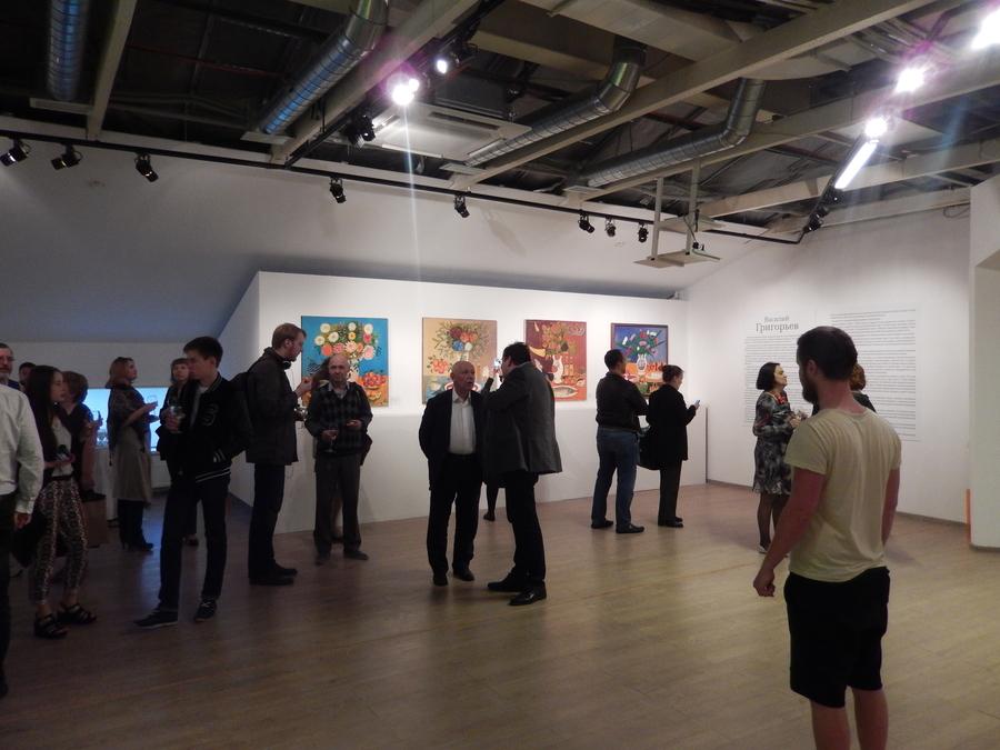 В Перми открылась выставка художника Григорьева - фото 8
