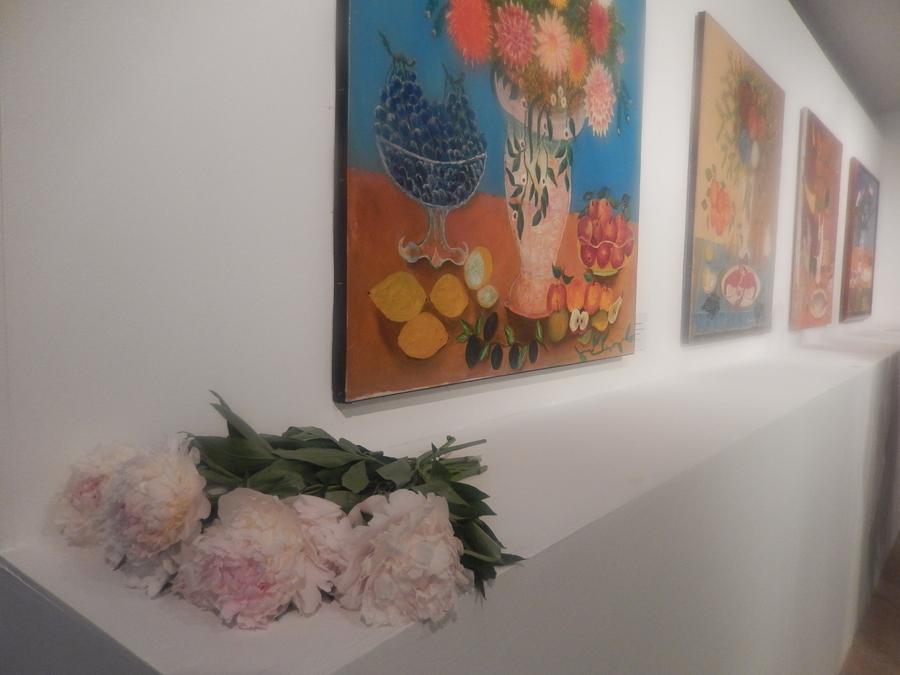 В Перми открылась выставка художника Григорьева - фото 9