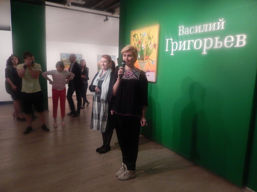 В Перми открылась выставка художника Григорьева - фото 10