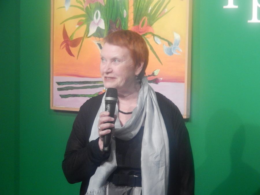 В Перми открылась выставка художника Григорьева - фото 11