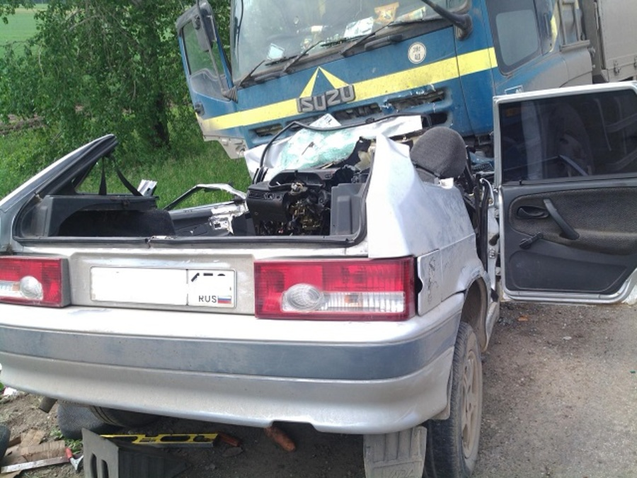 В Кунгурском районе в ДТП один человек погиб, трое ранены - фото 1