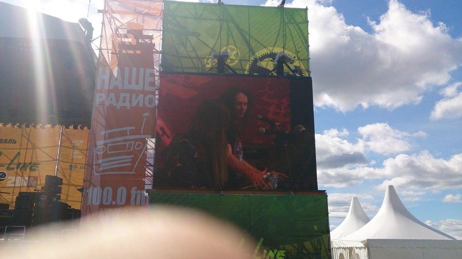 Шаманы из Бурятии разогнали тучи на пермском Rock-line - фото 4