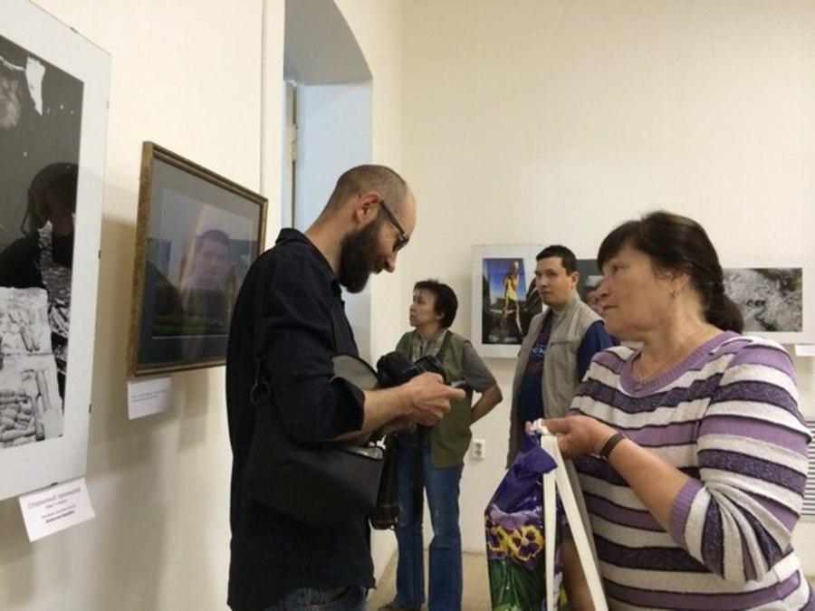 Пермяки побывали на выставке «Шаги»