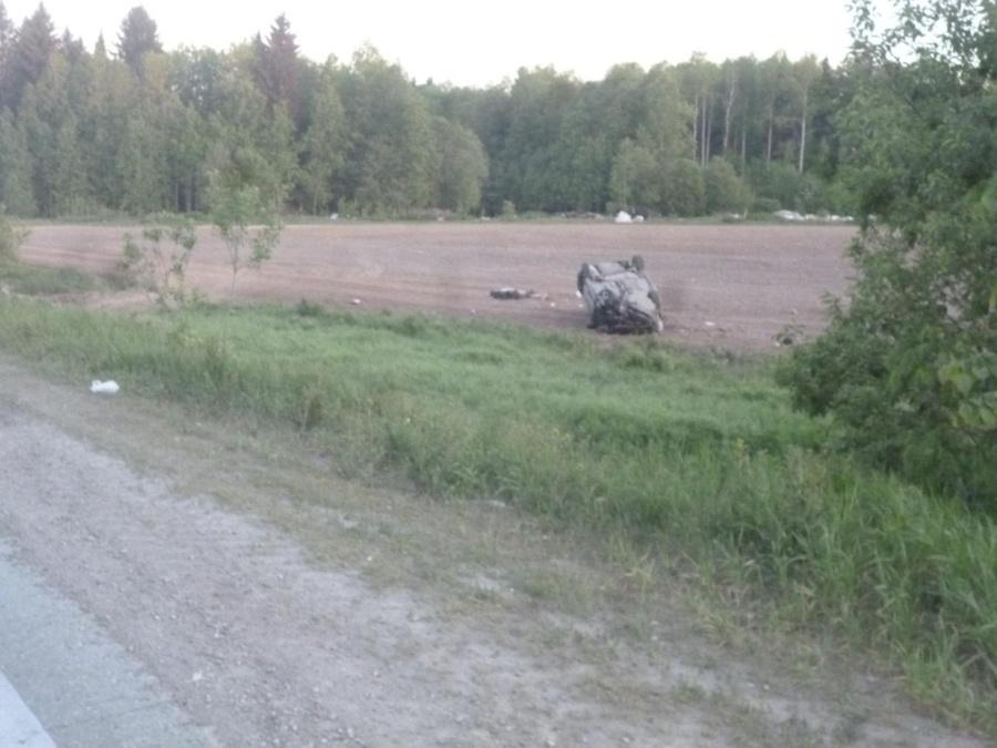 В Пермском районе в ДТП погиб водитель Приоры