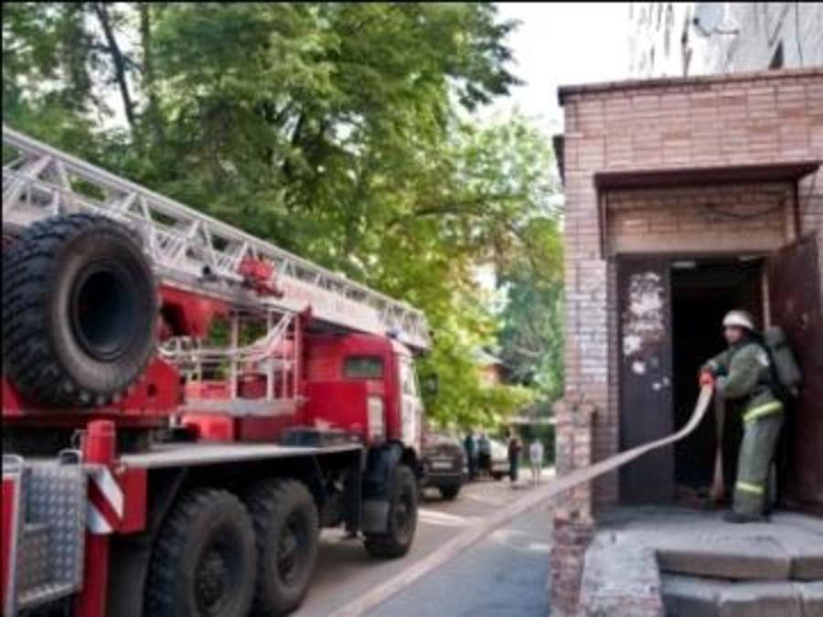 Пермские пожарные спасли 12 человек - фото 1