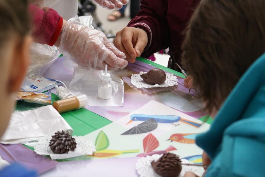 Пермские дети не знают, из чего делается шоколад - фото 28