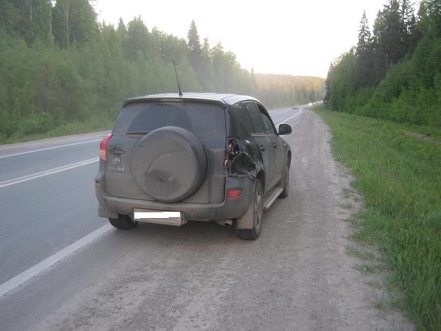 В Перми на Восточном обходе в ДТП погиб один человек, двое ранены - фото 1