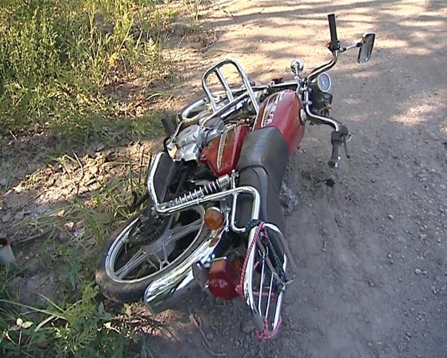 В Орджоникидзевском районе Перми погиб водитель мопеда - фото 1