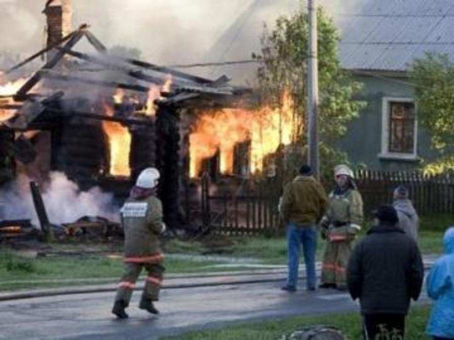 В Березниках на пожаре сгорела 7-летняя девочка - фото 1