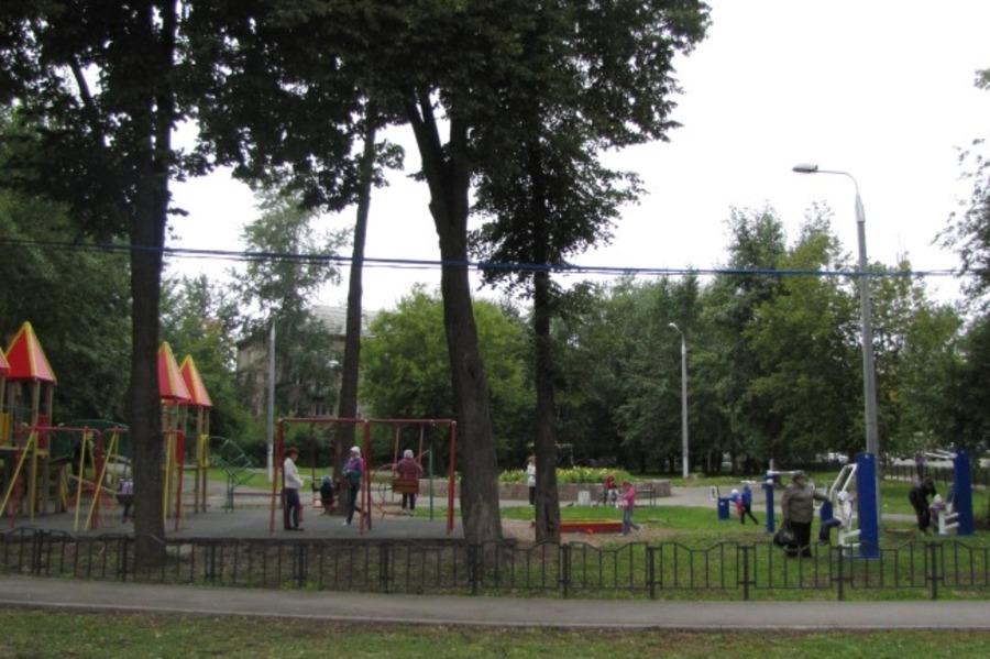 В Перми установлены уличные тренажеры - фото 4