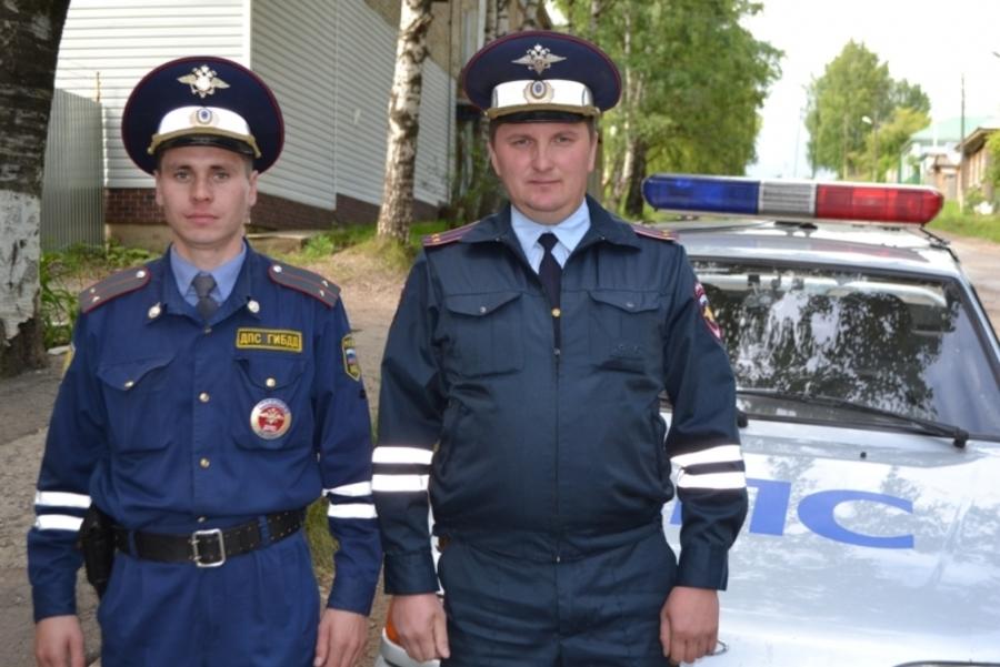 Полицейские Кудымкара спасли жизнь трехлетнему мальчику
