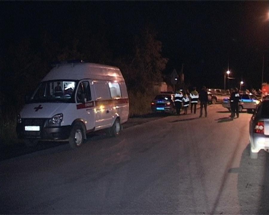 В Перми водитель Ланд Крузера столкнулся с патрульной машиной и обстрелял полицейских