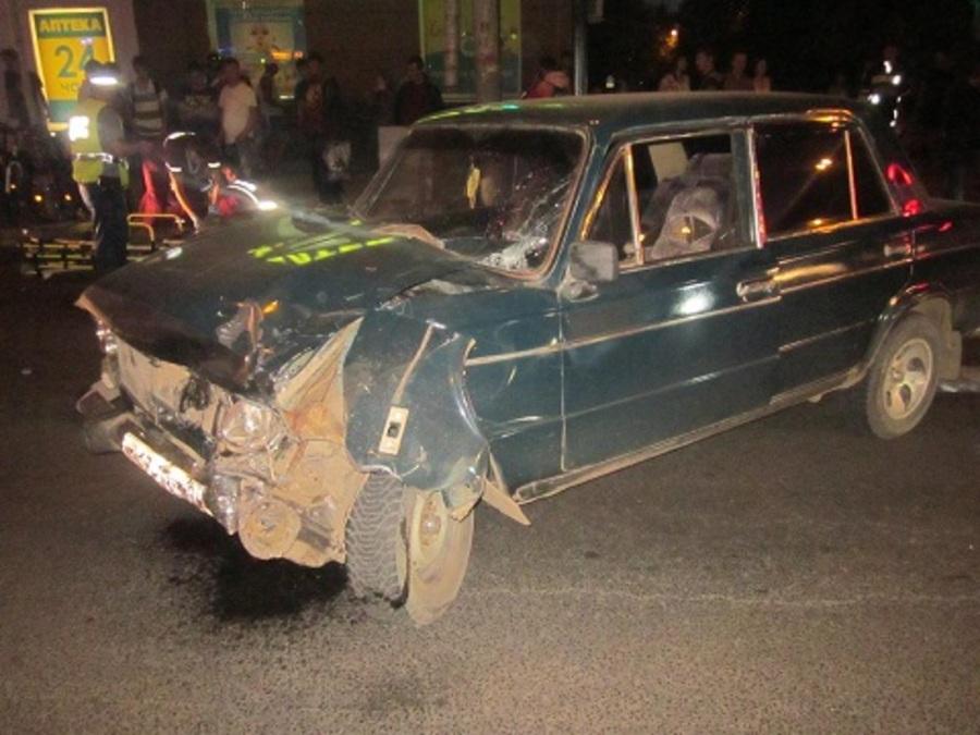 В Перми в ДТП с участием автомобиля и мотоцикла пострадали двое несовершеннолетних - фото 1