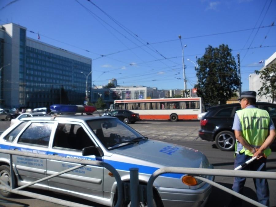 В Перми пешеходы получили возможность побеседовать с полицейскими