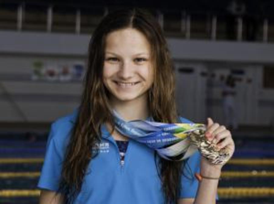 Спортсменка из Перми завоевала серебро на юношеской Олимпиаде - фото 1