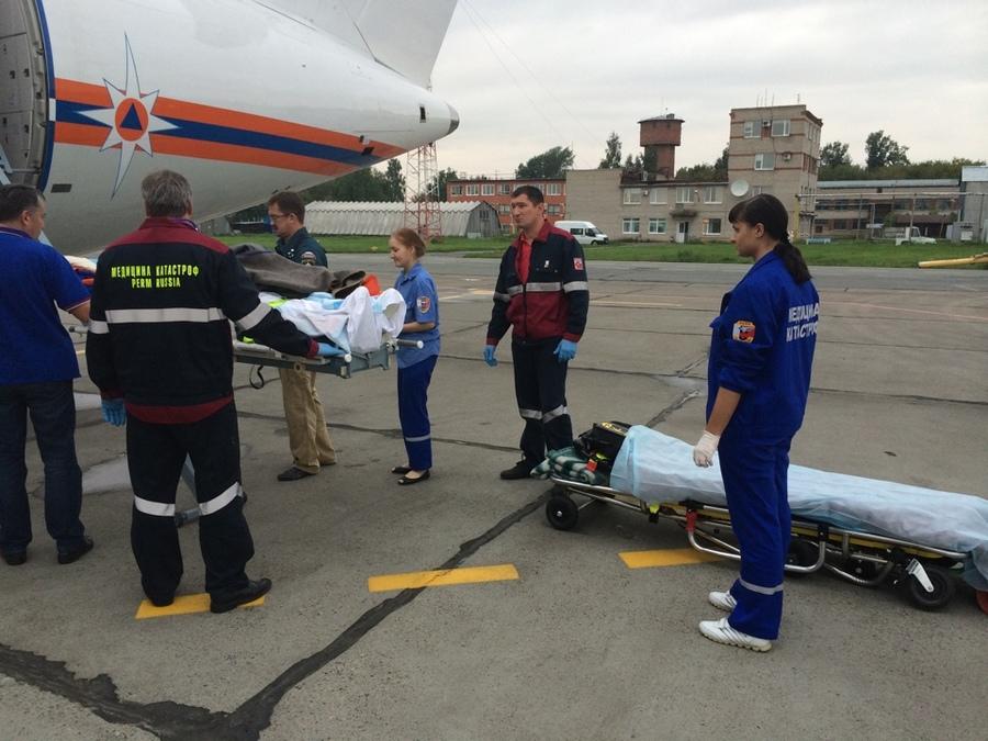 Житель Березников лоставлен в Пермь из Турции самолетом МЧС - фото 1