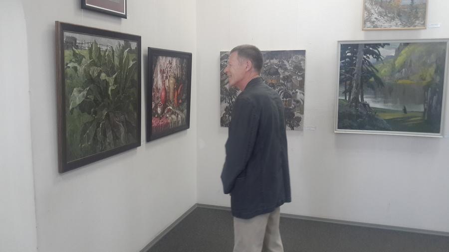 В пермском Доме художника уже празднуют наступление осени - фото 1