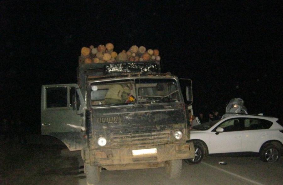 В Красновишерске в ДТП погибла женщина-пассажир Мазды - фото 1
