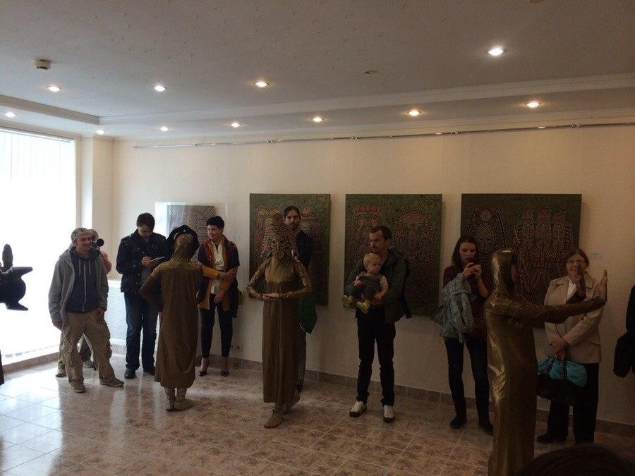 В Перми открылась выставка орнаментального искусства