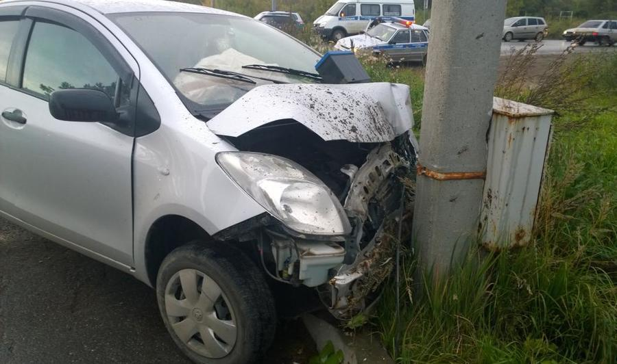 В Перми пьяный водитель Ауди подбил три автомобиля, 4 человека травмированы
