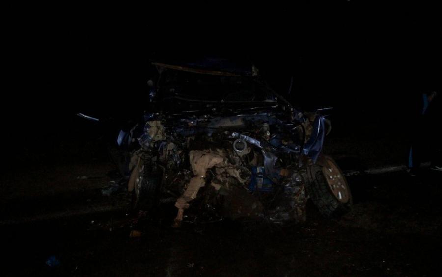 На автодороге Пермь — Усть-Качка в ДТП один человек погиб, двое ранены