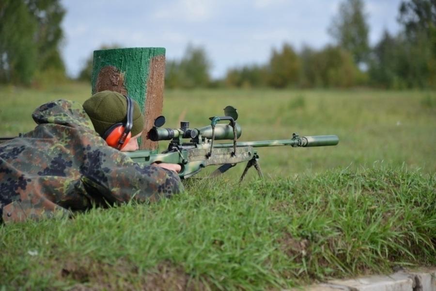 Пермские спезназовцы-снайперы — третьи в Поволжье