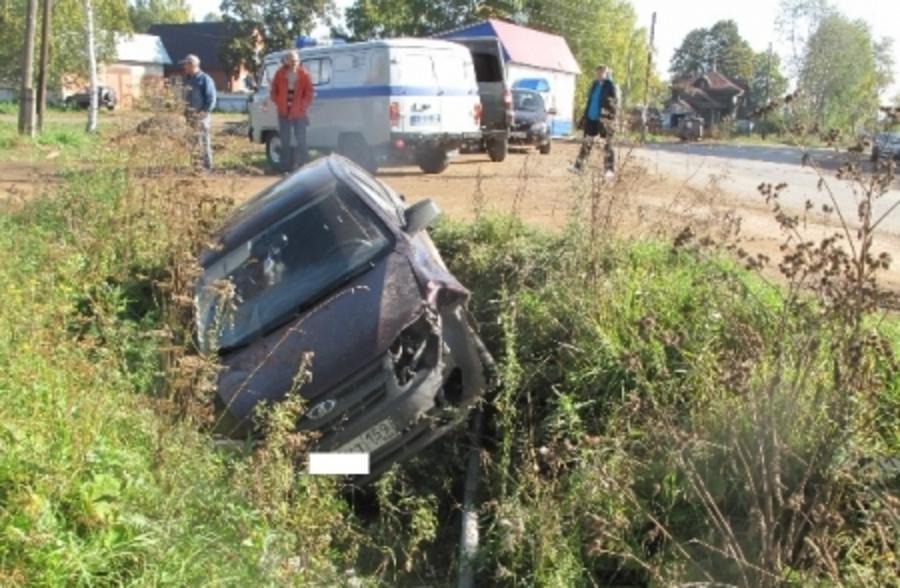 В Пермском крае полиция разыскала угнанный автомобиль и арестовала угонщика