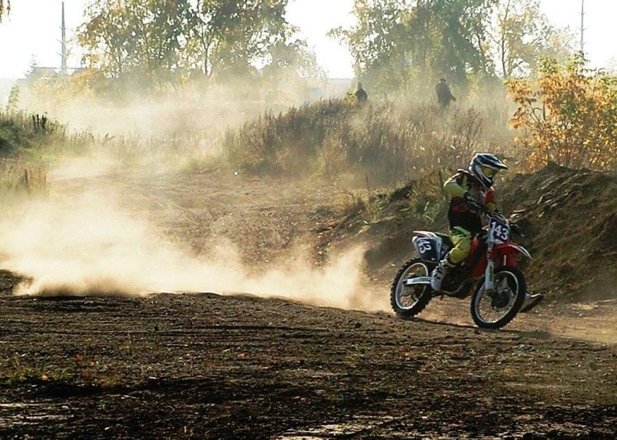 В Перми соревнуются юные мотоциклисты Поволжья - фото 1