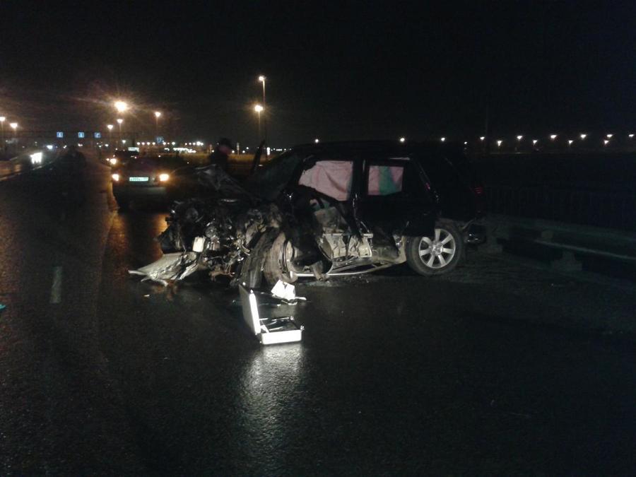 В Перми в ДТП погибли два и ранены три человека - фото 1