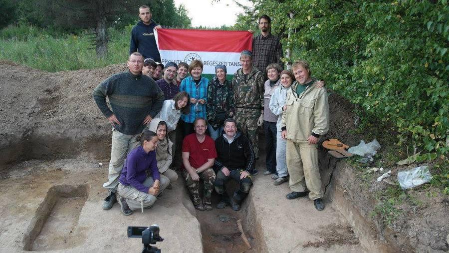 Венгерские студенты отыскали свою историческую родину в Пермском крае