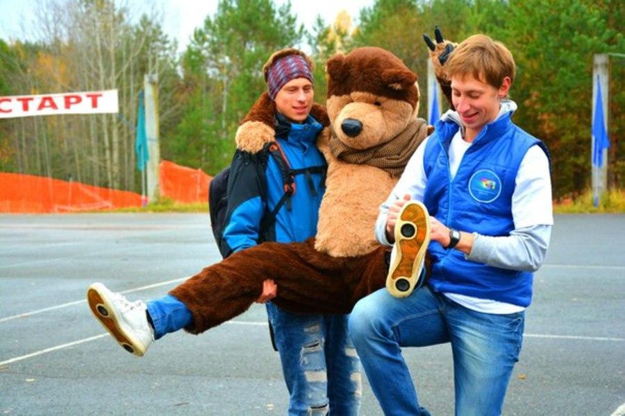 В Пермском политехе прошла военно-спортивная эстафета
