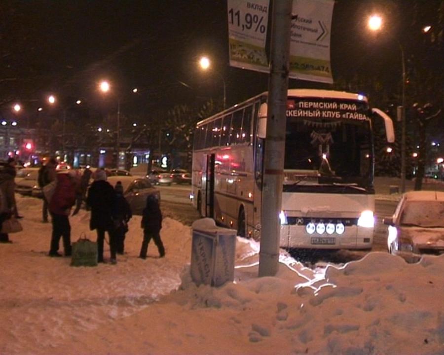 В Перми проведена проверка автобусов, перевозящих детей
