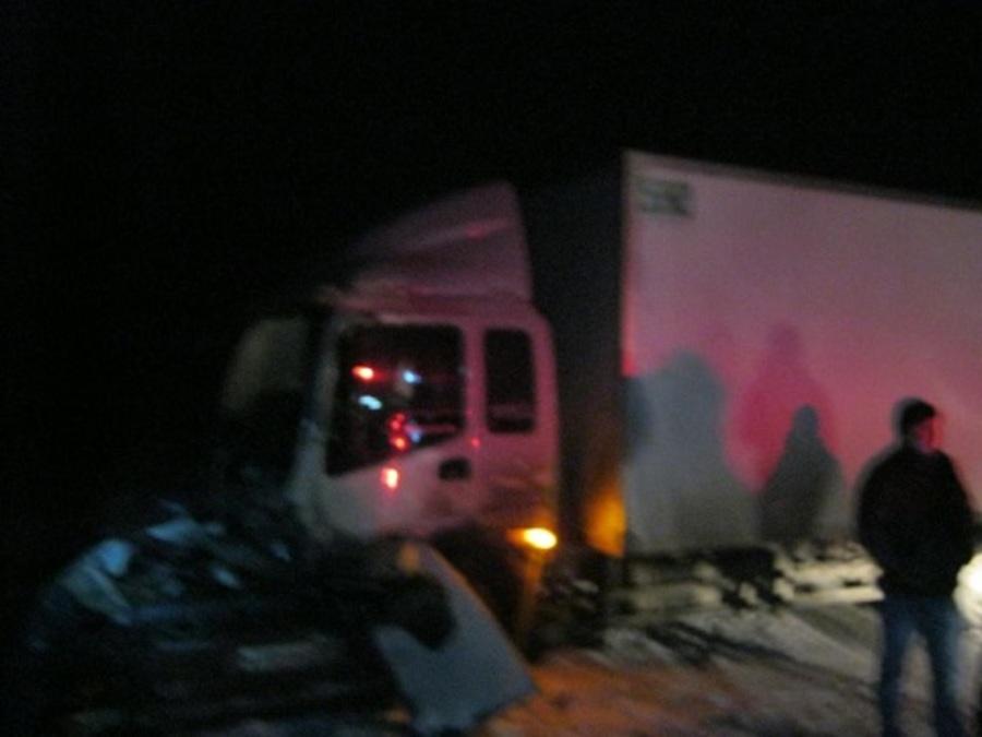 На автодороге Кукуштан — Чайковский погибли три человека - фото 3