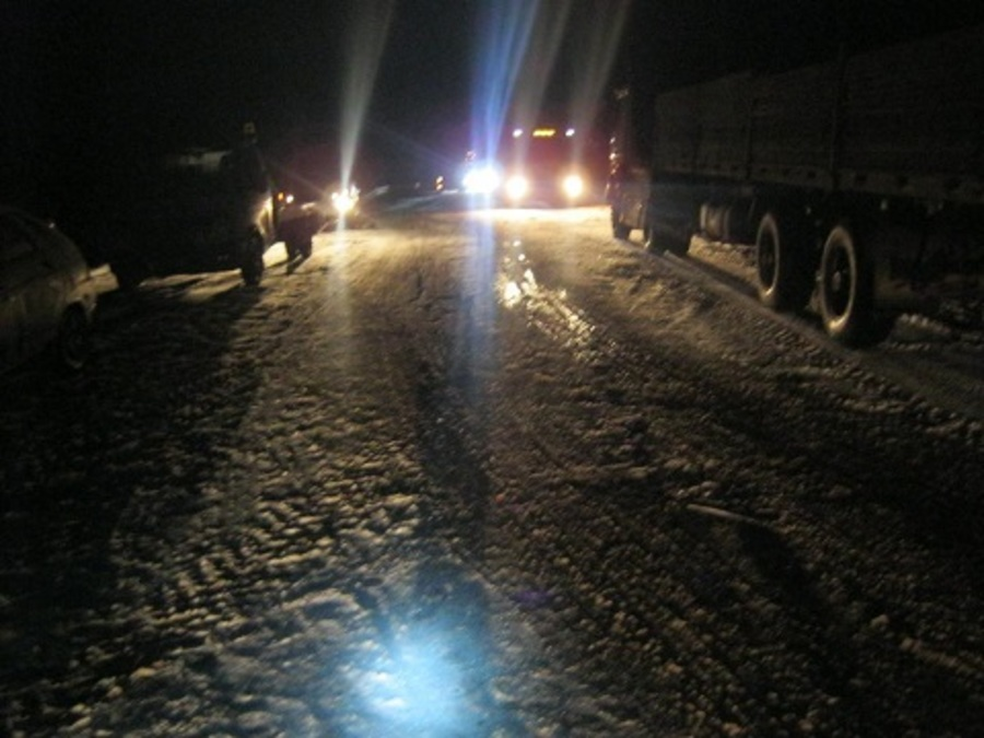 На автодороге Кукуштан — Чайковский погибли три человека - фото 5