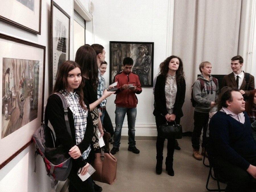 В Перми профессор из Франции учил пермяков фотографировать