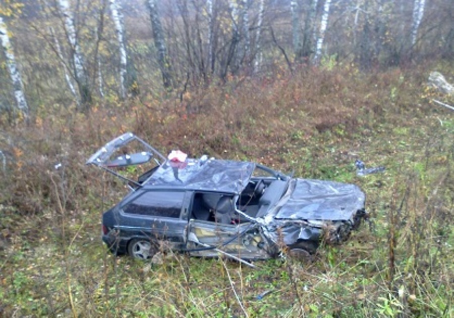 21-летний мужчина погиб в ДТП в Ординском районе