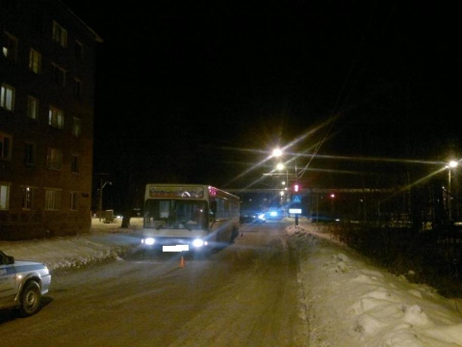 В Перми водитель маршрутного автобуса задавил пешехода